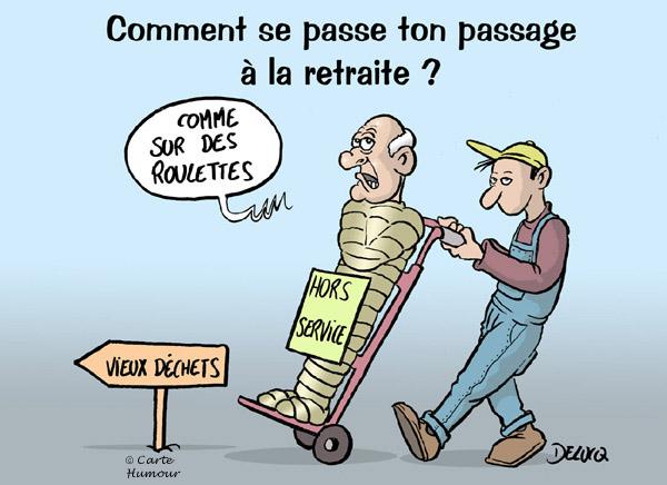 13 Dessin Humoristique Le Passage A La Retraite